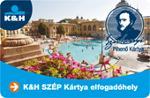 K&H Széchenyi Pihenőkártya Hivatalos Partner