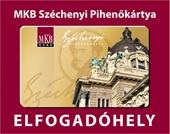 MKB Széchenyi Pihenőkártya Hivatalos Partner